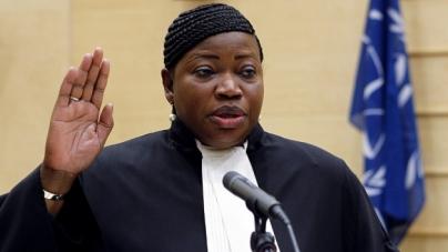Gambia's Fatou Bensouda Takes Helm as ICC Prosecutor