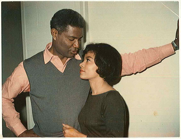 Black Love: Ruby Dee Shares Exclusive Photos Of Her and Ossie Davis