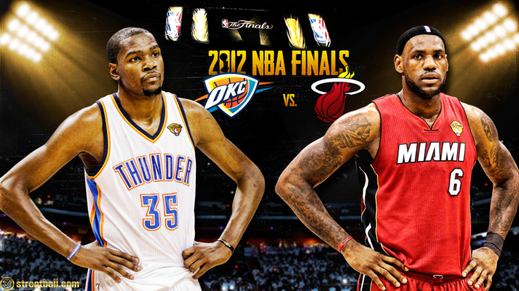 NBA Finals Generates Best Game 2 Overnight Rating Since 2004