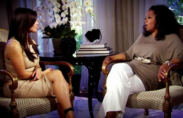 Oprah Winfrey Grills Kardashian Family in New Interview