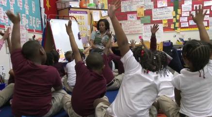 Teach for America Welcomes Increase in Black Teachers