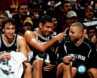 Spurs' Tony Parker Injured Due to Drake/Chris Brown Fight