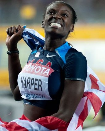 2012 Olympics: Dawn Harper, Kellie Wells Get Medals as Lolo Jones Gets Attention