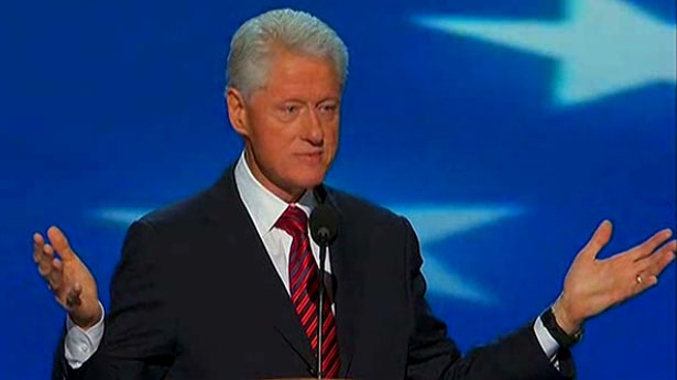 VIDEO: Former President Bill Clinton's Speech at the 2012 Democratic National Convention