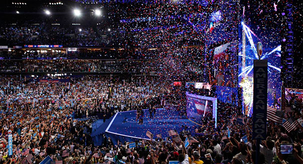 Charlotte Cheers $163M DNC Boost