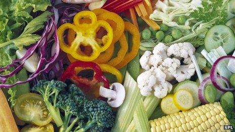 Vegetarians 'Cut Heart Risk by 32%'