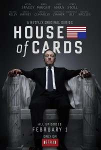 With 'House Of Cards,' Netflix's Moment Of Truth Arrives This Friday