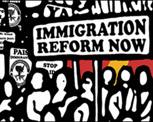 Immigration Reform Being Propelled By Gathering Force