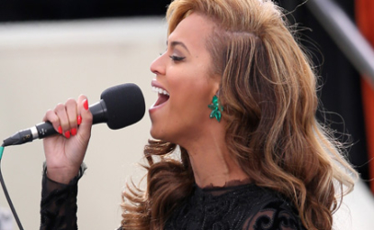 If Beyonce Lip-Synched, She's Not Alone