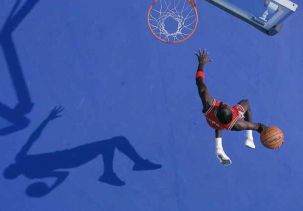 Jordan Rules: 50 reasons why we'll never forget Michael Jordan