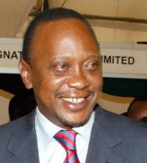 Kenyan Mantle Could Pass from Father to Son