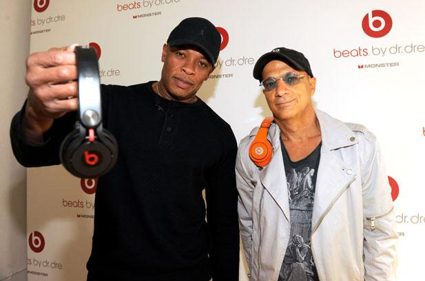 Dr. Dre, Jimmy Iovine to give $70 million to USC for new academy [LA Times]