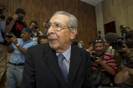 Guatemala Top Court Overturns Genocide Conviction