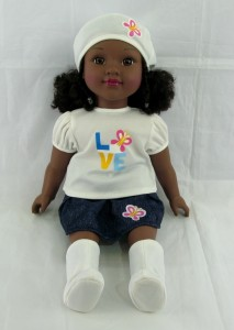 Local Businesswoman Continues to Meet Needs of Black Girls Through Doll Line with New Chocolate Skin Addition  Read