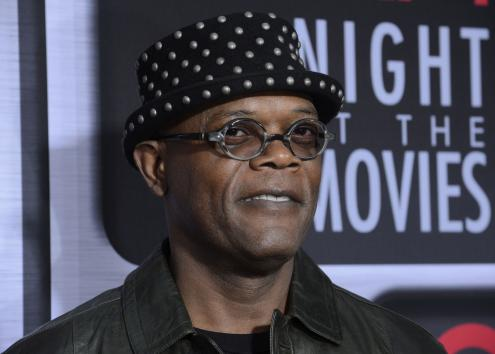 Samuel L. Jackson complained about being too old to play Django [UPI]