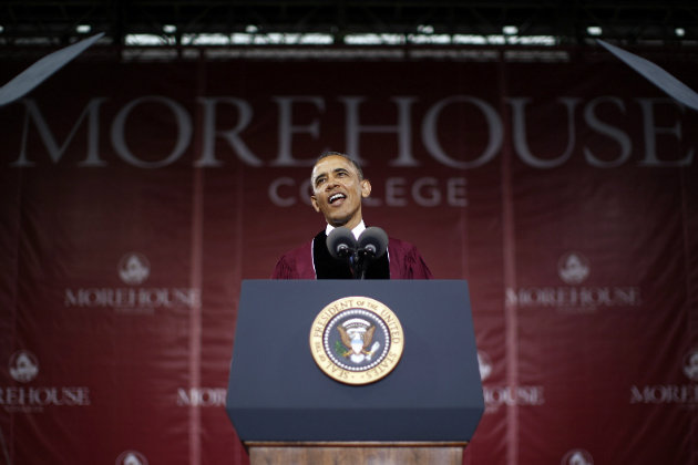 Many Blacks Don't Like Obama's Role as 'Lecturer-in-Chief'