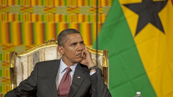 Document: Major Resources Needed for Obama Africa Trip