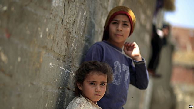 UN: Children Victimized in World Conflicts
