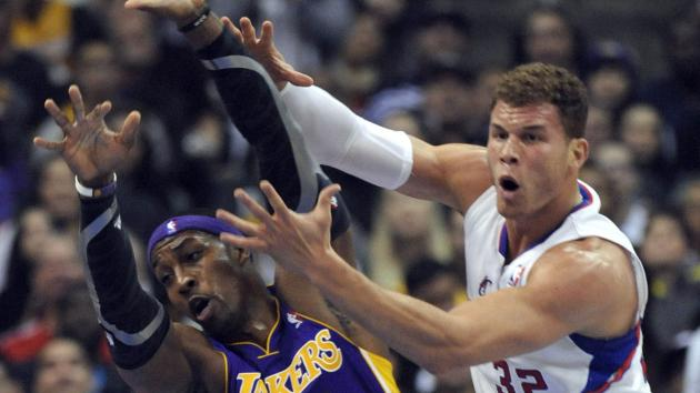 Blake Griffin to Lakers for Dwight Howard?