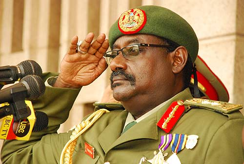 Uganda's David Sejusa: 'Oppose Museveni's Monarchy'