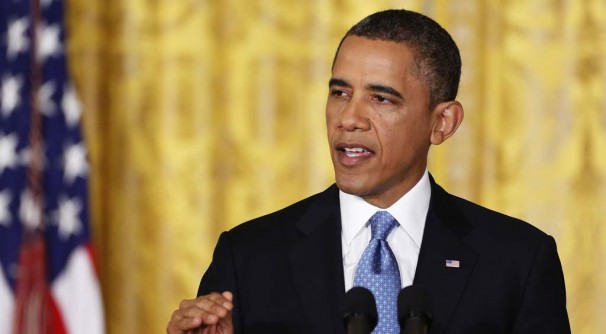 Obama Bristles at Suggestion He's Shifted on Snooping