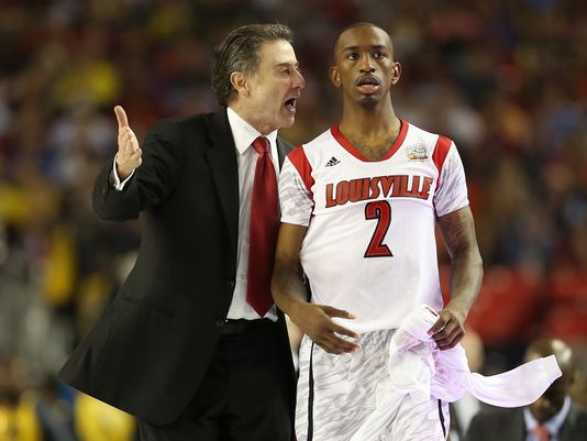 Pitino Readies Restructured Louisville Ream for Title-Repeating Quest