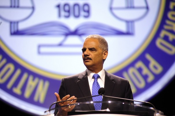 Attorney General Eric Holder Denounces 'Stand Your Ground' Laws