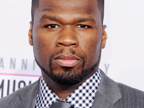 50 Cent Charged With Domestic Violence, Vandalism