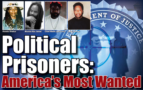 Political Prisoners: America's Most Wanted