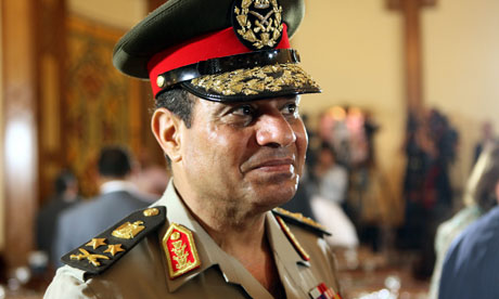 Egypt Military Retains 'Protector of the State' Image Despite Faults