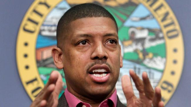 Election of Kevin Johnson to Head Black Mayors Group 'Invalid'