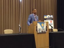 Mayor Kevin Johnson Warns of 'Crisis' in Education