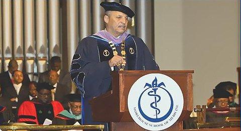 Morehouse School of Medicine President Retiring