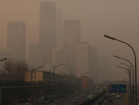 More Than 2 Million Die Yearly from Human-Caused Pollution