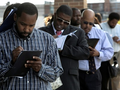 Black Unemployment Rate Rose Slightly in June