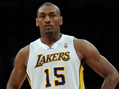 Lakers Choose Money Over World Peace