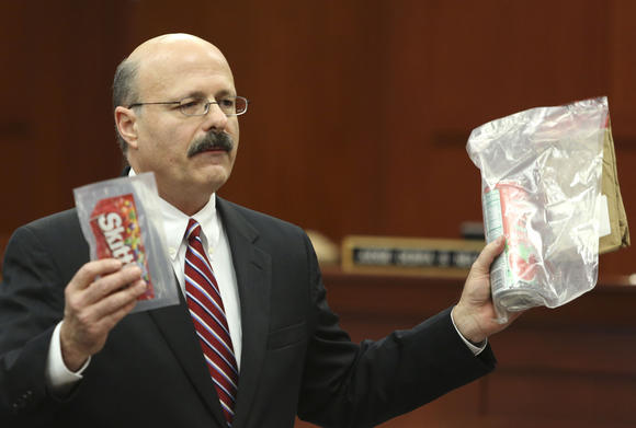 Charges the Zimmerman Jury Will Consider