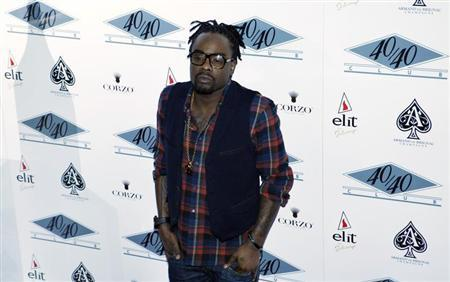 Rapper Wale Knocks Kanye West From Atop Billboard Album Chart