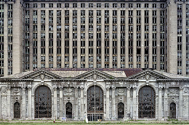 Detroit Files for Bankruptcy, All Bets Are Off