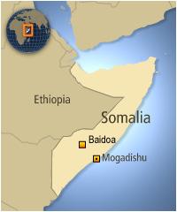Ethiopian Troops Leave Somali Town, Leaving Gap