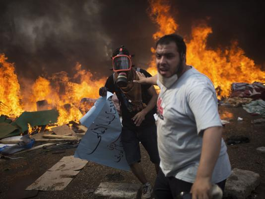 More Than 200 Killed as Egyptian Forces Bust Up Sit-ins