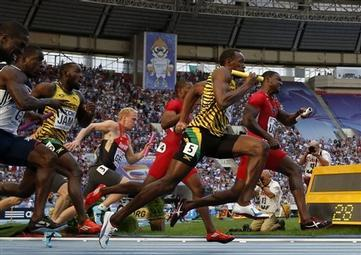Usain Bolt the Most Successful Athlete in History of IAAF World Championships