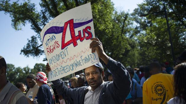 Black Americans more concerned about civil rights