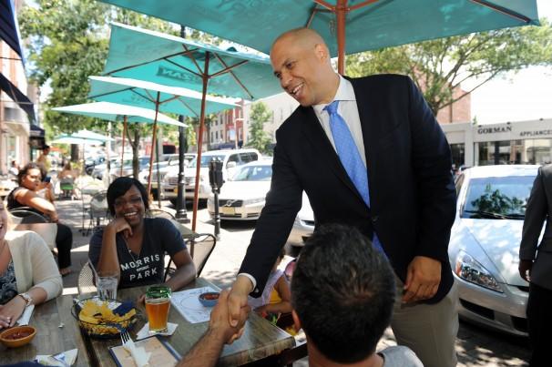 Cory Booker Wins New Jersey Senate Primary