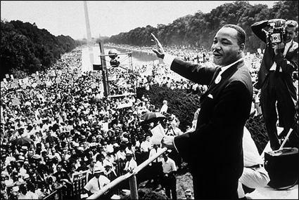 essay martin luther king jr have dream
