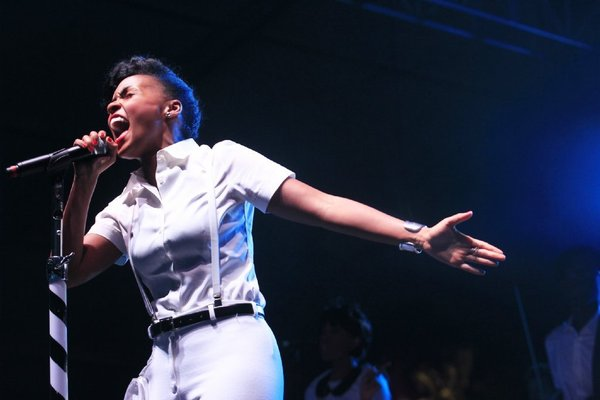 Janelle Monáe and Miguel Get Sensual in 'Primetime'
