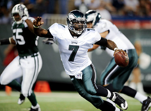 A Closer Look at Michael Vick vs. the Jaguars: What Went Wrong (or Right)