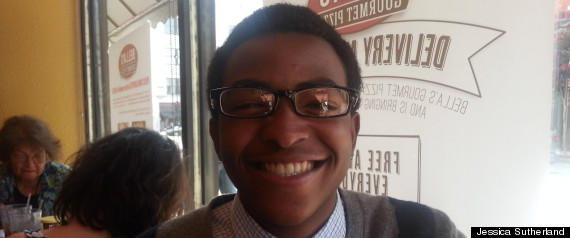 'Homeless To Howard' Teen James Ward Crowdfunds His Way To College, Realizes A Dream
