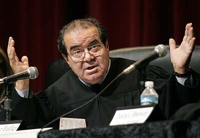 Scalia: Court Shouldn't 'Invent New Minorities'