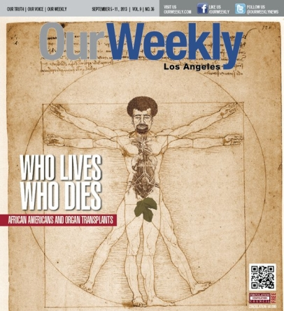 Who Lives and Who Dies: African Americans and Organ Transplants